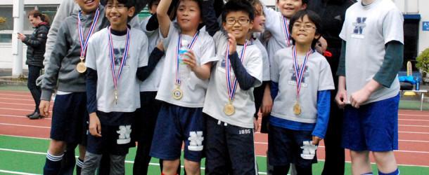 Under 10 Champions: Nishimachi FC